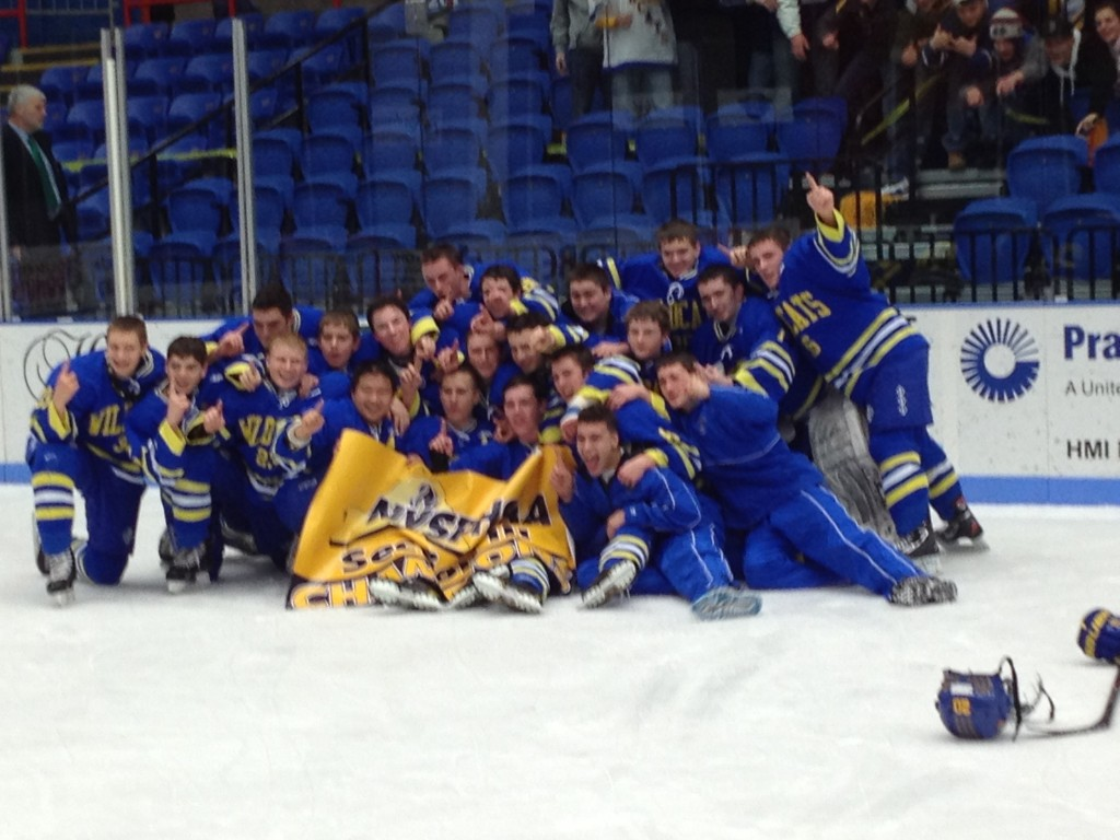 2013 D1 Section III Champions